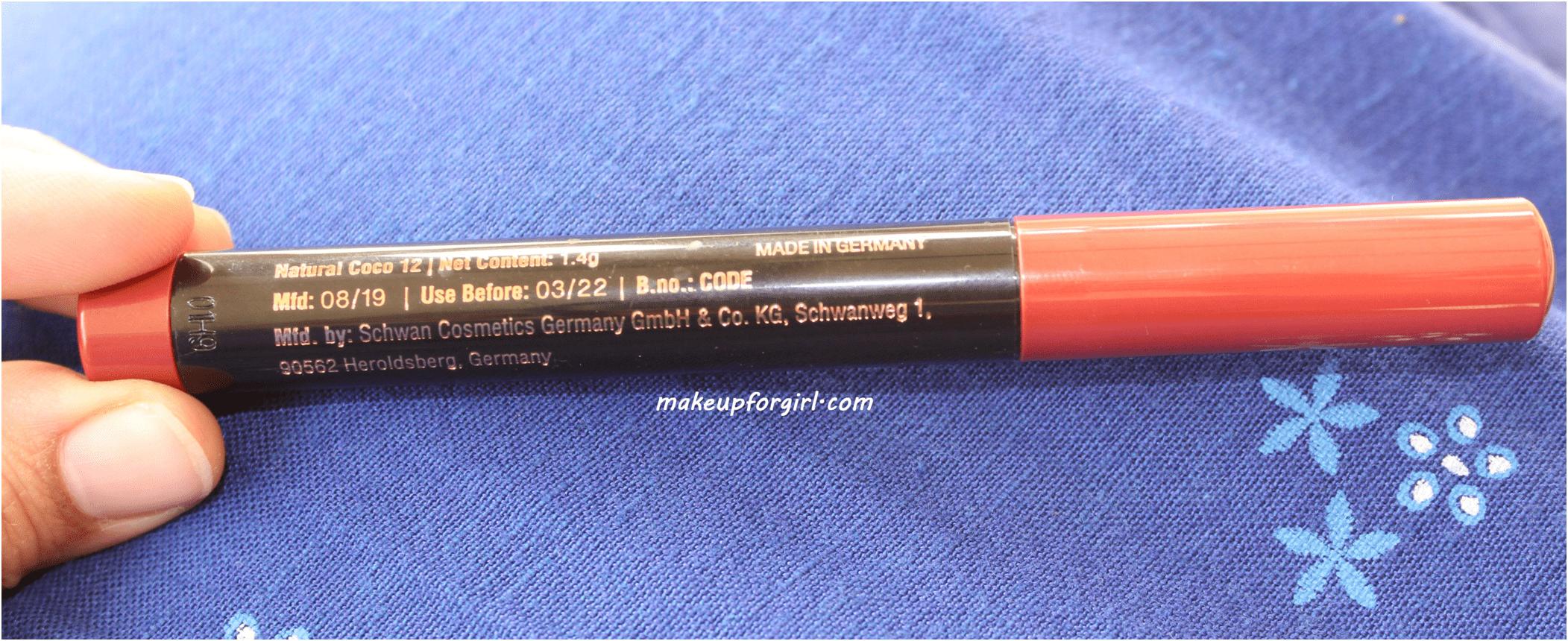faces canada ultime pro hd intense matte lips+ primer